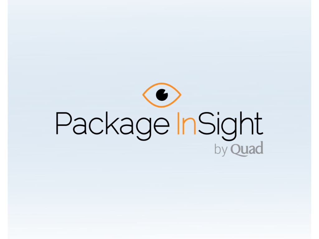 Quad Expands Partnership With Package InSight to Help Brands Better Understand the Impact of Design on Consumer Behavior