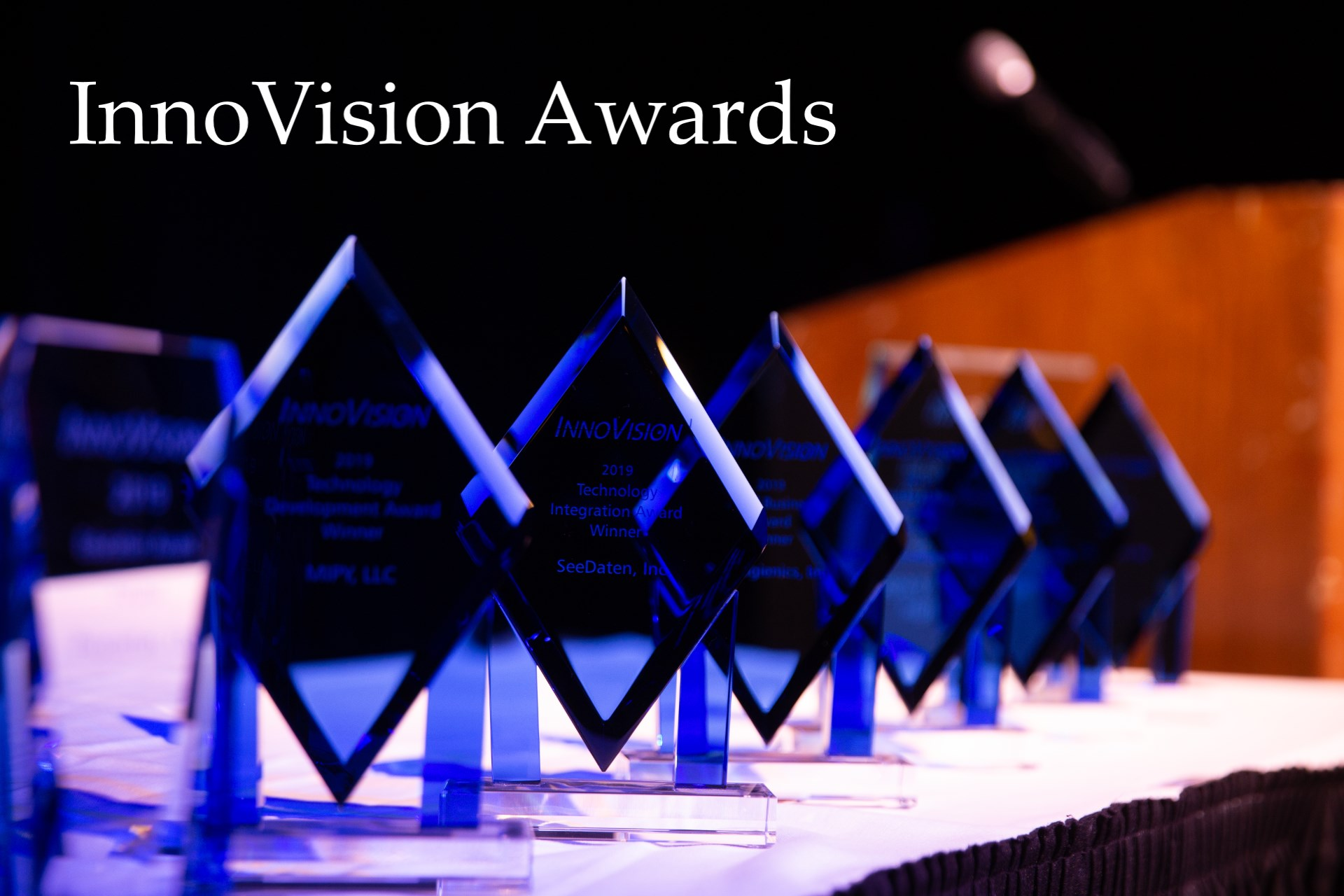 Innovision Awards Announces 2021 Finalists, Meet the Finalists Sessions Hosted Virtually